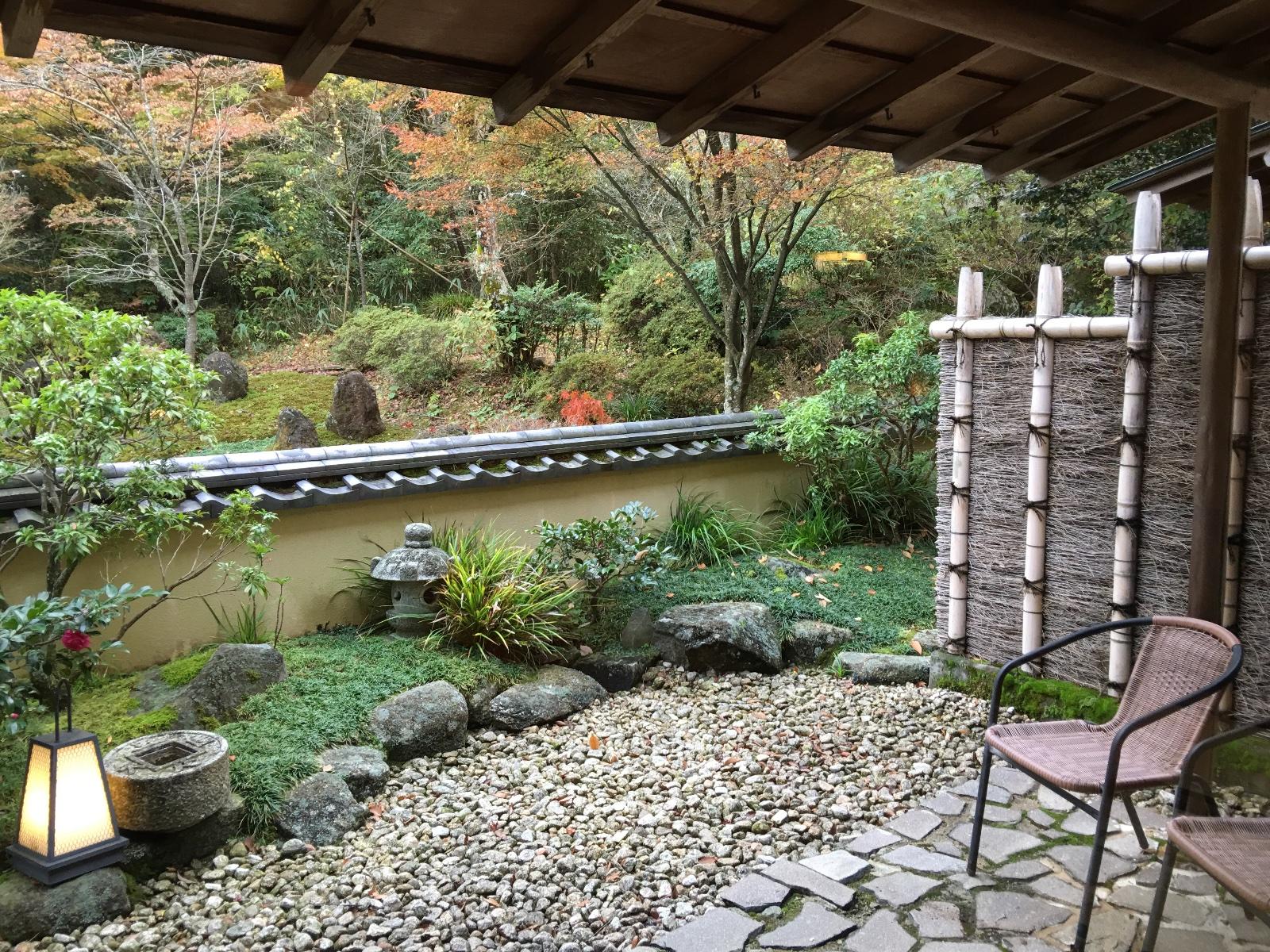 強羅花壇 部屋